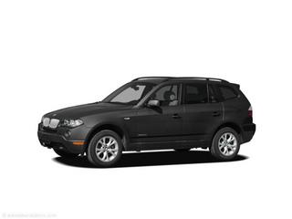 2009 BMW X3 XL Crew Cab 4X2
