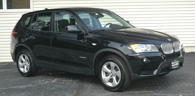 2012 BMW X3 EXT LT FWD 1LT