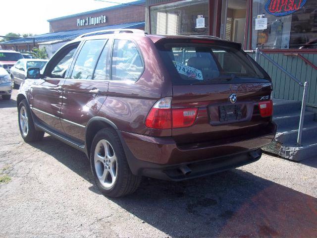 2001 BMW X5 Lightning