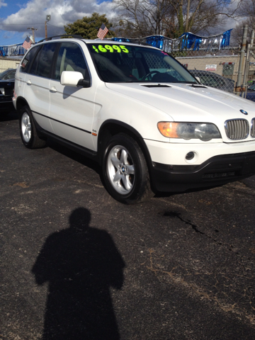 2001 BMW X5 Luxury 4WD