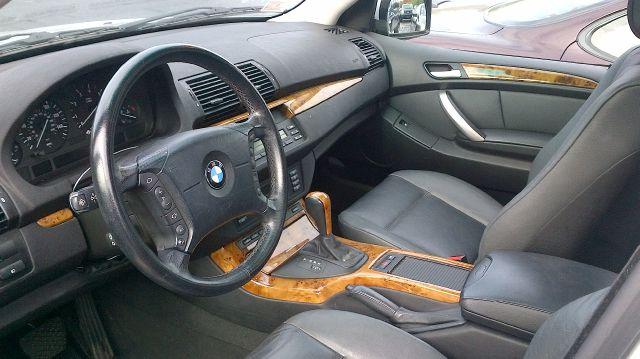 2002 BMW X5 Lightning