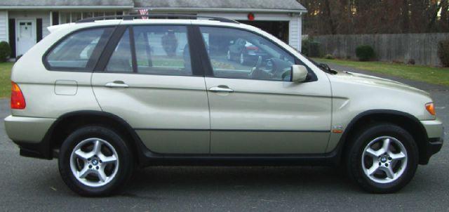 2003 BMW X5 Lightning