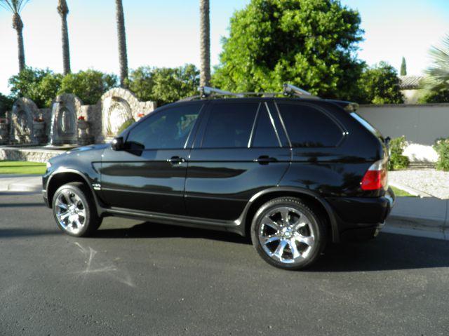 2006 BMW X5 SR5 4X4 TRD OFF ROAD