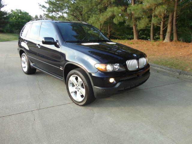2006 BMW X5 4dr 2.5L Turbo W/sunroof/3rd Row AWD SUV