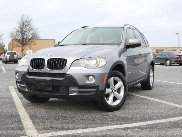 2007 BMW X5 4 DOOR CAB