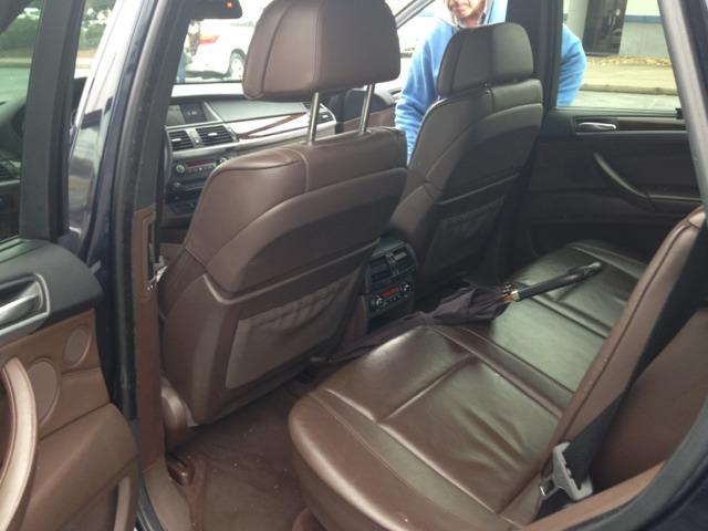2008 BMW X5 4 DOOR CAB