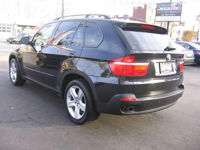 2008 BMW X5 4 DOOR CAB