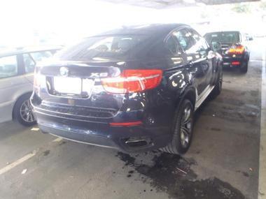 2011 BMW X6 CLUB