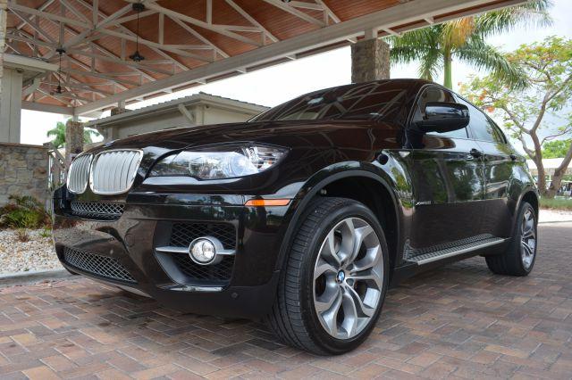 2011 BMW X6 CREW CAB XLT Diesel