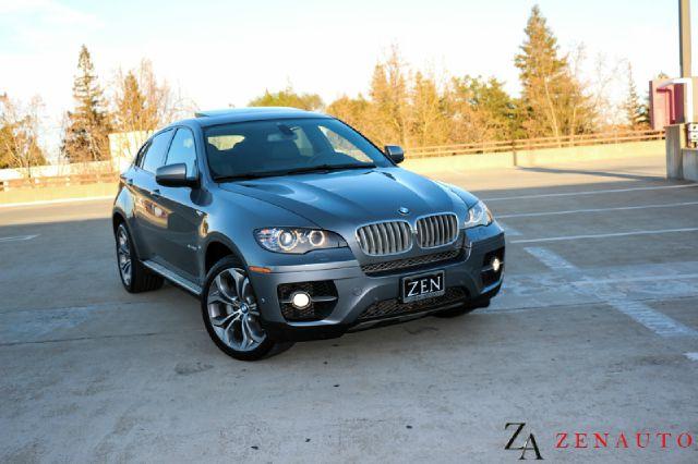 2011 BMW X6 4dr Sdn XL W/bench Seat (SE) Sedan