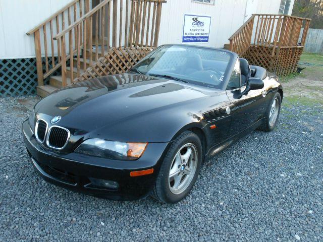 1996 BMW Z3 SE Front-wheel Drive