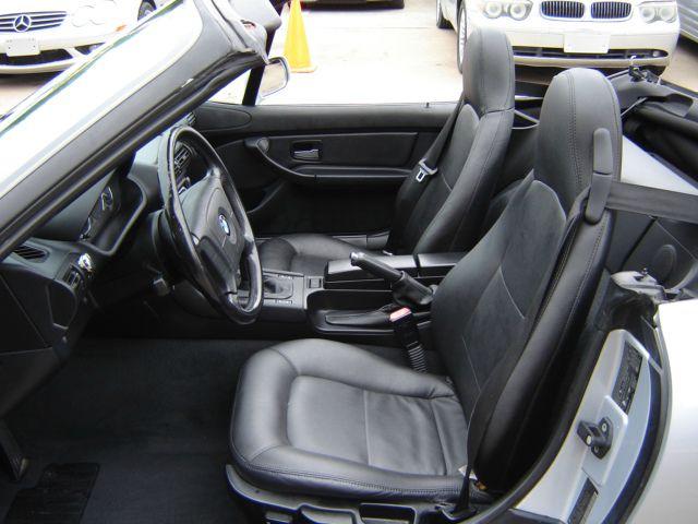 1997 BMW Z3 SE Front-wheel Drive