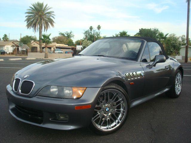 1999 BMW Z3 C1500 Scottsdale