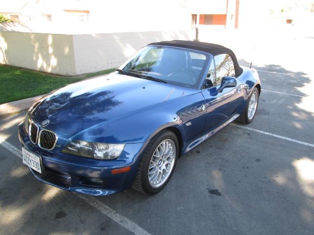 2001 BMW Z3 VAN EXT WB