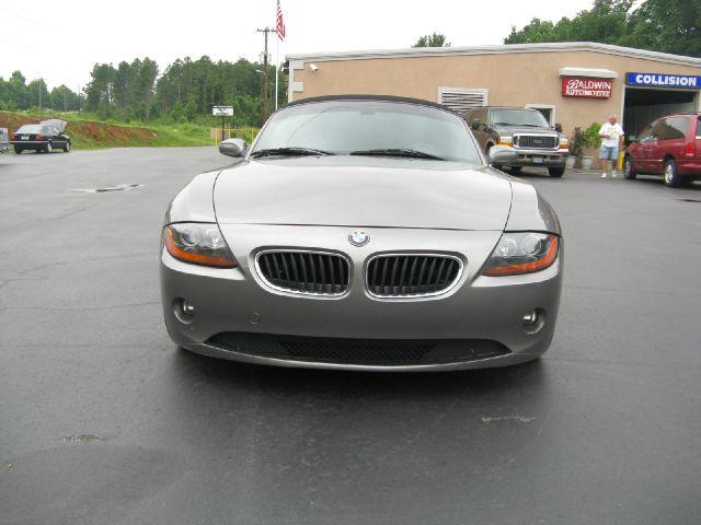 2004 BMW Z4 2 Door