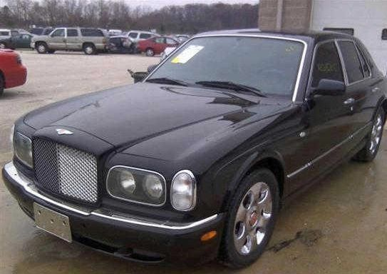2000 Bentley ARNAGE 3.5S
