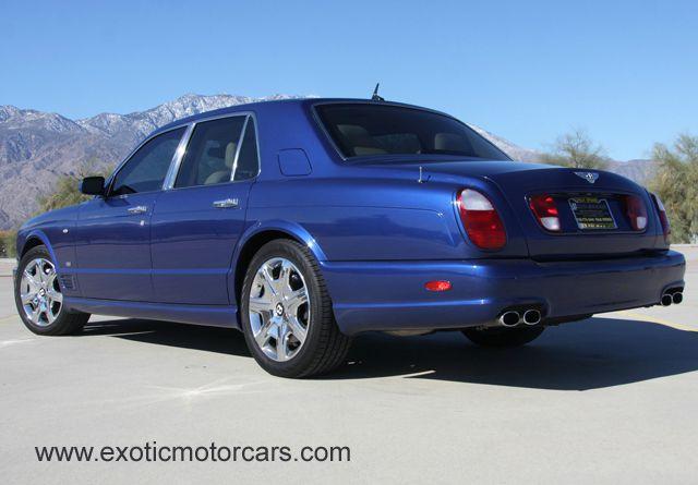 2005 Bentley ARNAGE All-wheel Drive SLT1