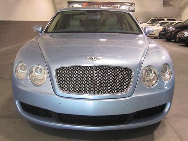 2007 Bentley Continental 3.5tl W/tech Pkg