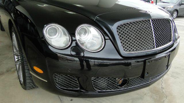 2009 Bentley Continental 4WD REG CAB 119.0lt W/1