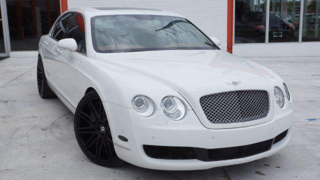 2007 Bentley Continental Flying Spur Super Dutypowerstroke 4x4