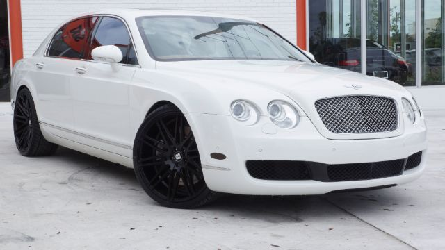 2007 Bentley Continental Flying Spur Super Dutypowerstroke 4x4