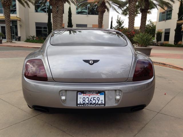 2006 Bentley Continental GT GT Premium