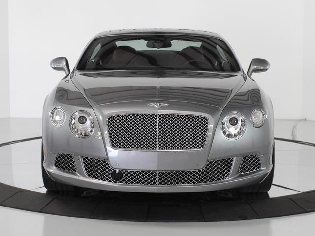 2013 Bentley Continental GT Touring With PRHT