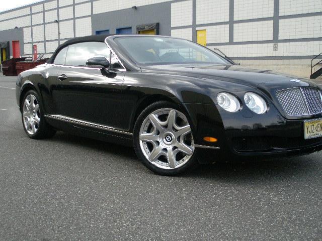 2008 Bentley Continental GTC 5 LT