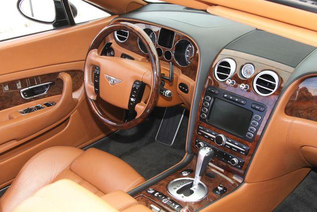 2008 Bentley Continental GTC 2WD Ext Cab Manual
