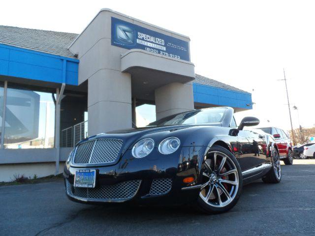 2011 Bentley Continental GTC 2D Hatchback VR6 6SP