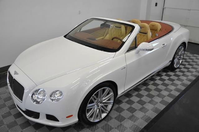 2014 Bentley Continental GT Speed 2WD Ext Cab Manual