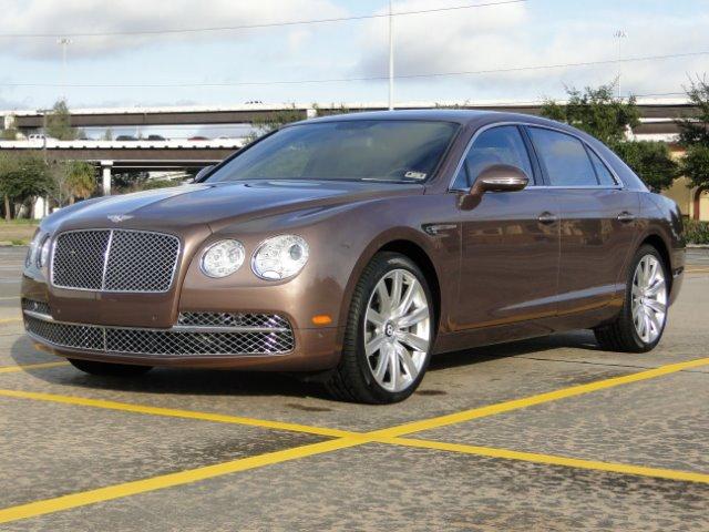 2014 Bentley Flying Spur 3.5tl W/tech Pkg