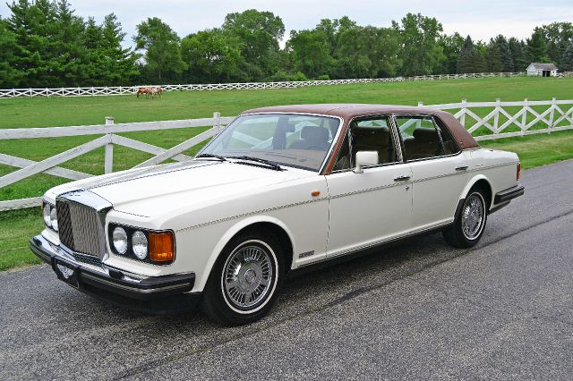 1991 Bentley Mulsanne XR