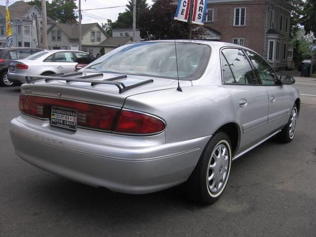 2002 Buick Century 14 Box MPR