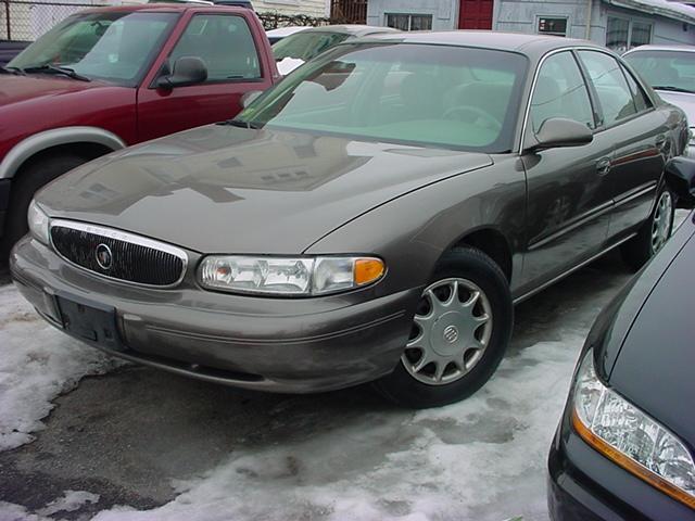 2004 Buick Century 14 Box MPR