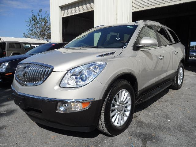 2010 Buick Enclave All The Whistlesbells