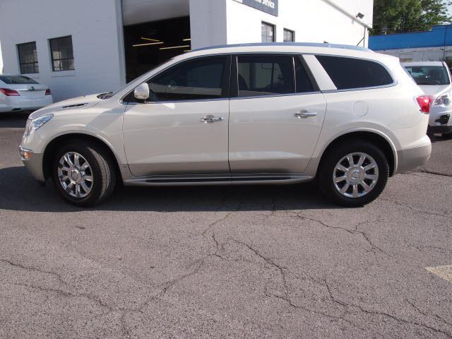 2011 Buick Enclave 2500 Xtnded Cargo Van W. Bins