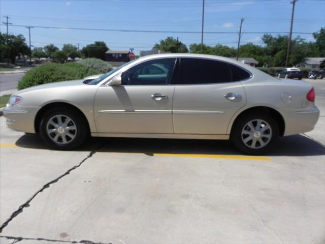 2009 Buick Lacrosse All The Whistlesbells Details San Antonio Tx 78228