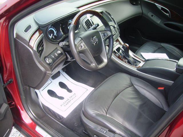 2011 Buick LaCrosse T6 Sport Utility 4D