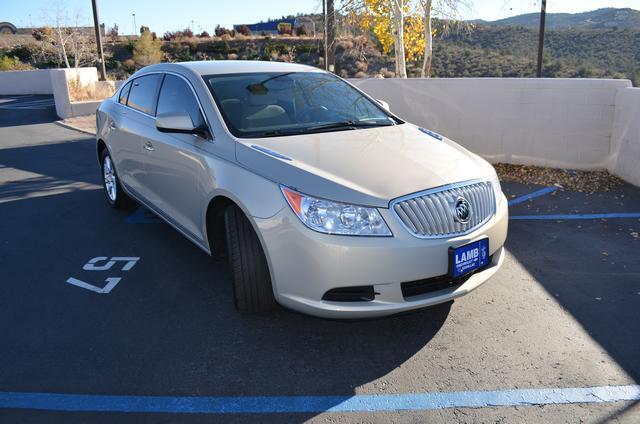 2012 Buick LaCrosse Turbo / Komfort