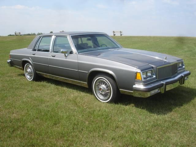1985 Buick Lesabre Xtronic Continuously Variable C