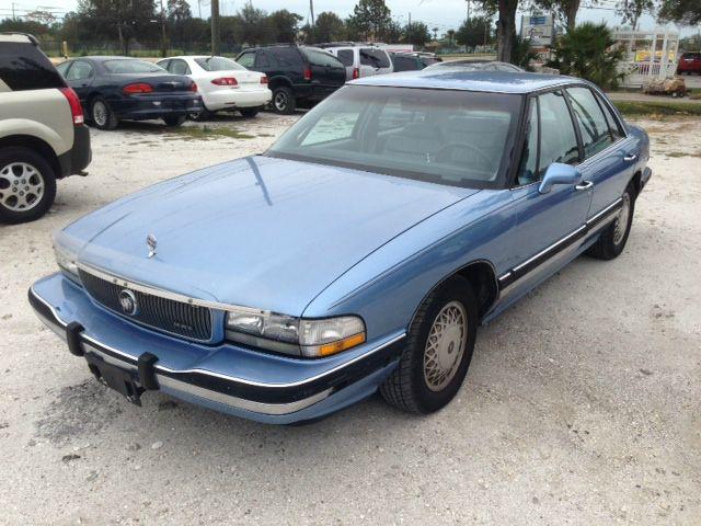1992 Buick LeSabre SLT 25