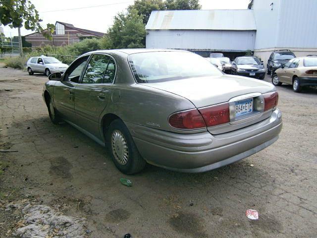 2000 Buick LeSabre L Sport Utility