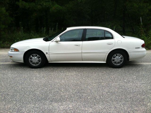 2002 Buick LeSabre 14 Box MPR