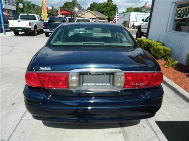 2003 Buick LeSabre WS6