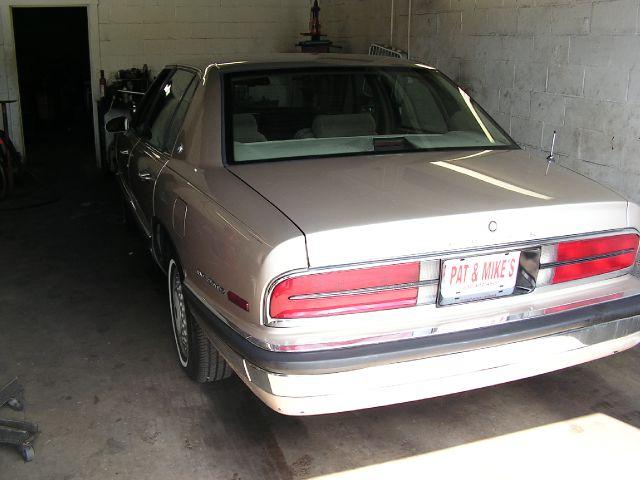 1993 Buick Park Avenue 3.5tl W/tech Pkg