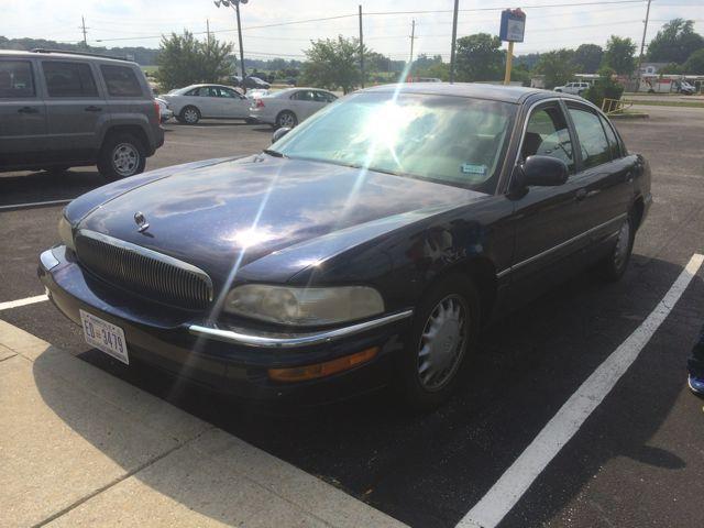 1999 Buick Park Avenue L.T. 4-w.d. 5.3L