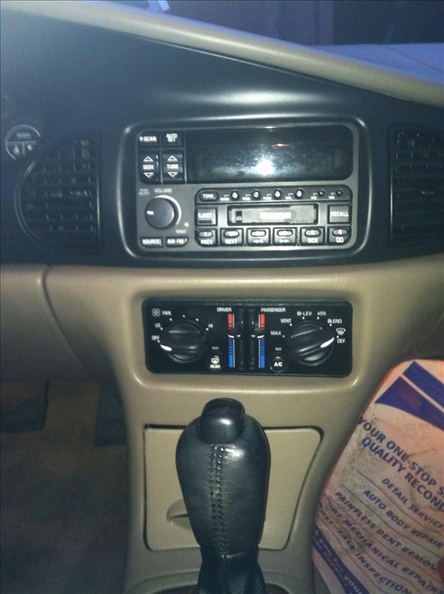 2002 Buick REGAL Touring W/nav.sys