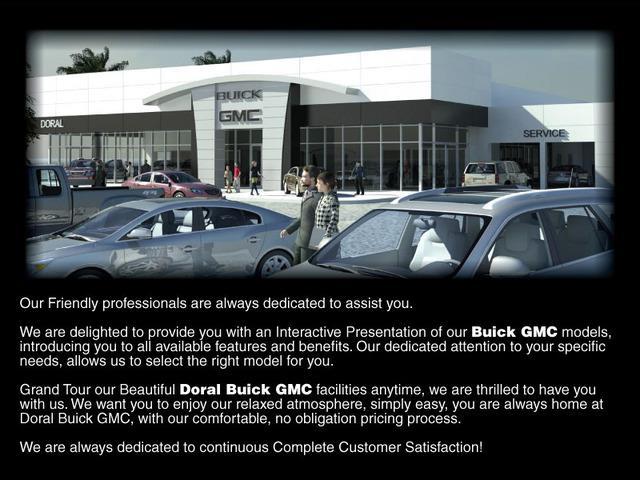 2011 Buick REGAL ZR2 Ext Cab 4X4