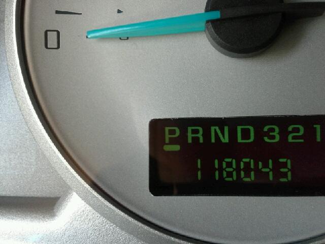 2002 Buick Rendezvous 4dr Sdn 3.2L Quattro
